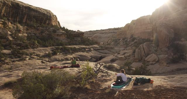gravel canyon camp