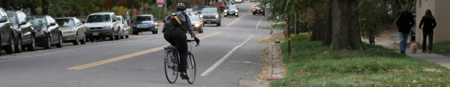 types of bike commuters