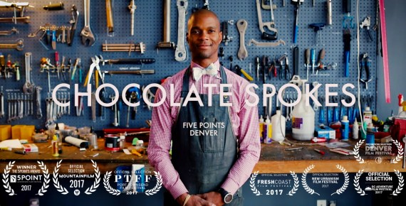 chocolate spokes a film about bicycles