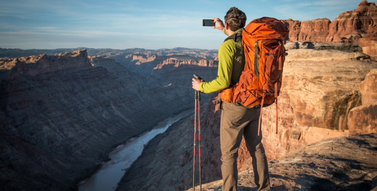 why your smartphone is a great adventure tool