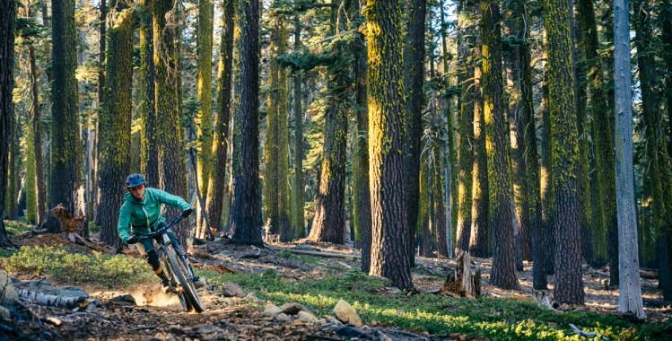 anya miller mountain biking photo by ken etzel