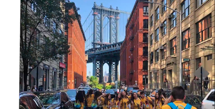 screen capture from Typologies of New York City: A Crowdsourced Hyperlapse