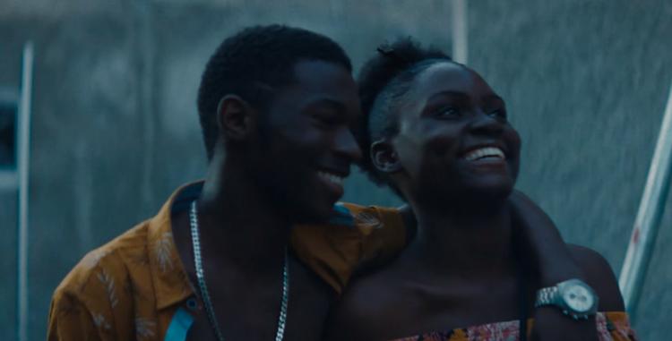 screen capture from No Woman, No Cry - Bob Marley DIRECTORS CUT