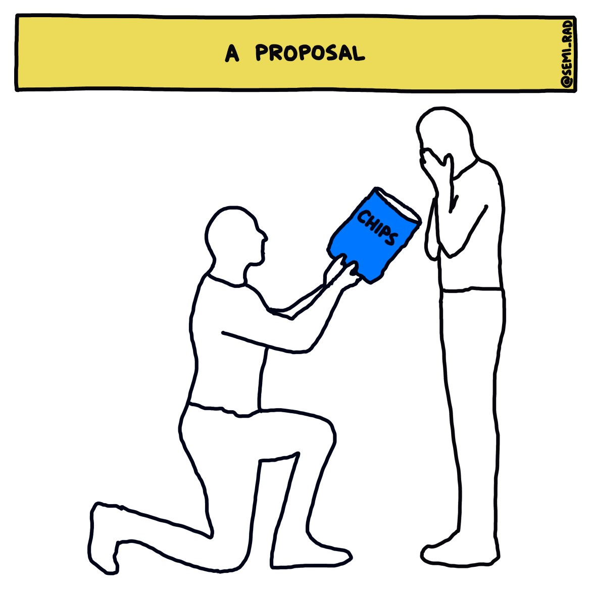 illustration: a proposal but chips