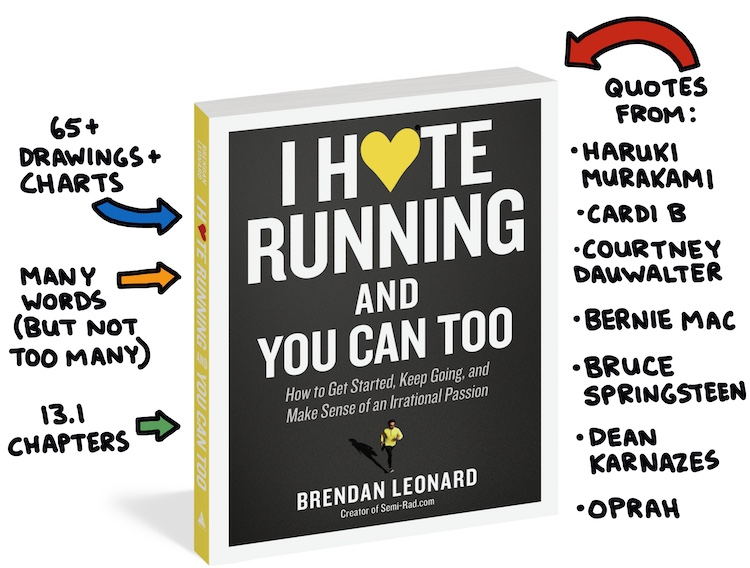 I Hate Running and You Can Too book