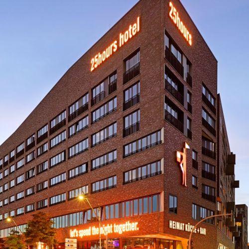 25Hours Hotel - Hamburg Hafen City