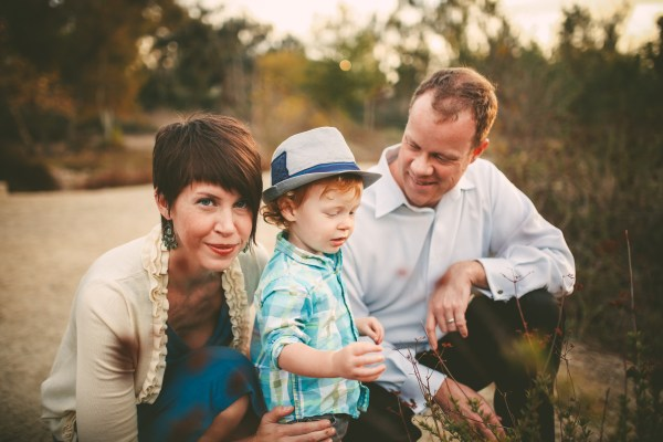 My family in late 2015, photo by Chris Wodjak