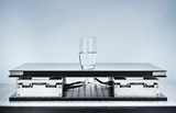 Platform dampens vibrations in all spatial directions. (Source: Fraunhofer)