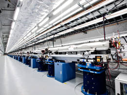 The Linac Coherent Light Source at SLAC (Source: SLAC)
