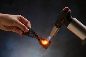 A new 3D printing material (Source:  HRL)