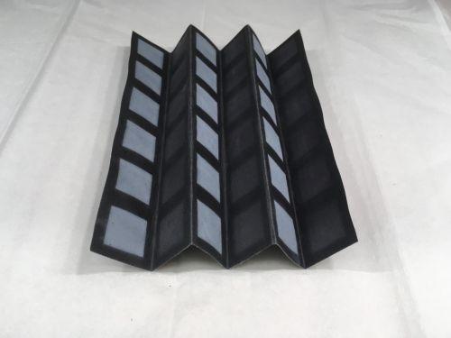 "The foldable, bacteria-powered battery. (Source: Seokheun ""Sean"" Choi/ Binghamton)"