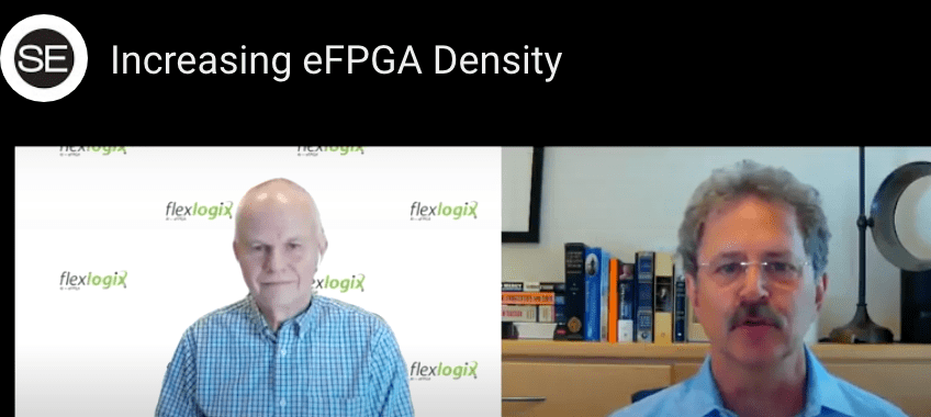 Image of article 'Increasing eFPGA Density'