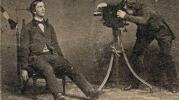 Фотографии с умершими родственниками 19 век - С Богом