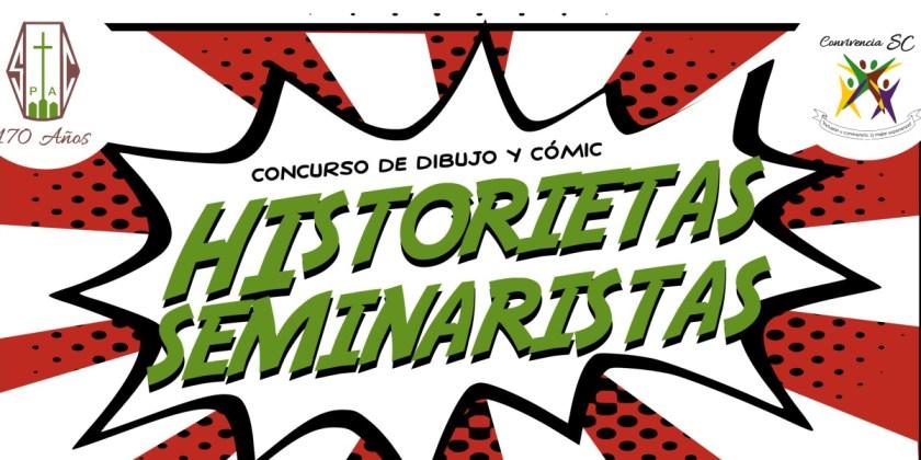 """Conoce las bases del concurso:""""Historietas Seminaristas"""""""