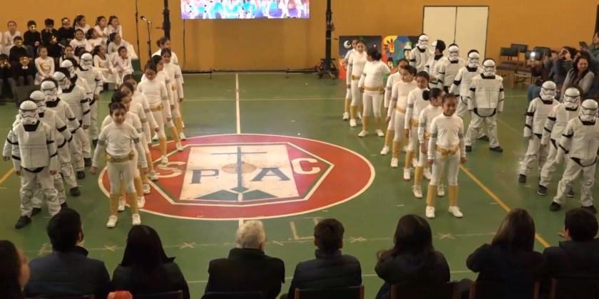 COLEGIO REALIZA FESTIVAL EN HONOR AL ECLIPSE
