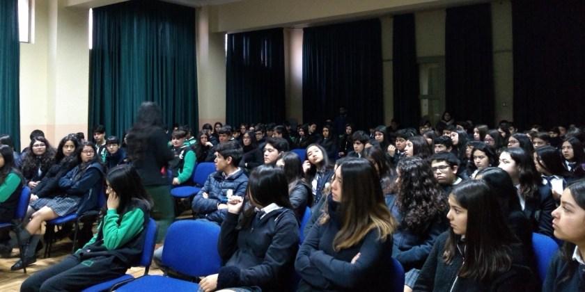 ESTUDIANTES PARTICIPAN EN JORNADAS VOCACIONALES
