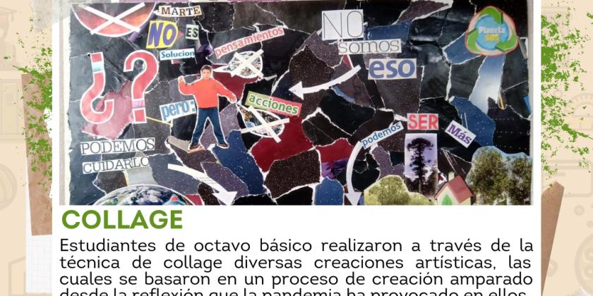 COLLAGE: REFLEXIÓN, ARTE Y CREACIÓN