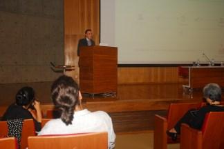 23/10. Karim Gherab Martín, Sessão de Detbates. Foto: Jorge Viana.