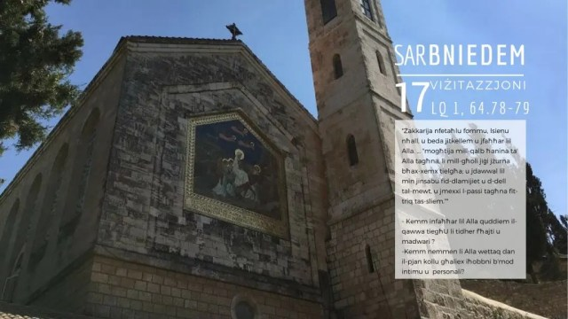 Kalendarju Avvent 17