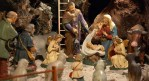 Nativity Scene Christ Child Christmas Jesus Crib