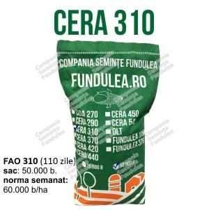 Seminte porumb fundulea CERA 310