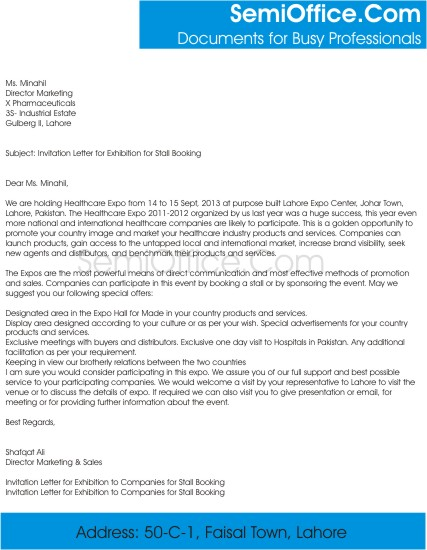 Sample invitation letter for sports event wedding invitation sample invitation letter archives page 2 of 4 semioffice com stopboris Choice Image