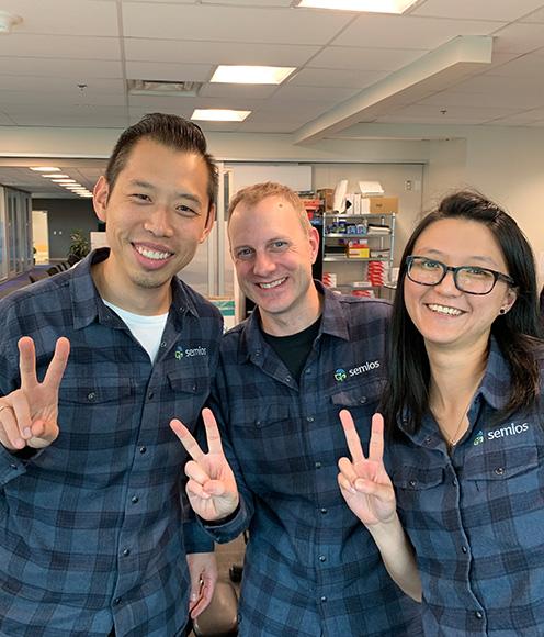 semios team members