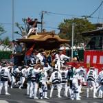 岸和田だんじり祭の穴場スポット