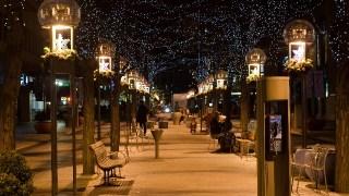 京都駅ビル クリスマスイルミネーションの時期とアクセス