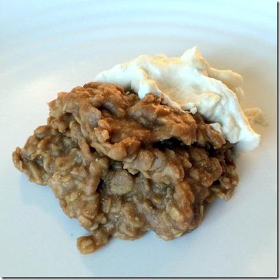 No Bake Peanut Butter Cookies _2