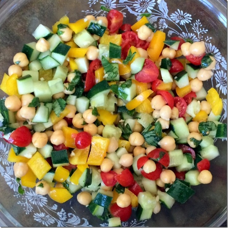 Mediterranean Chopped Salad _4