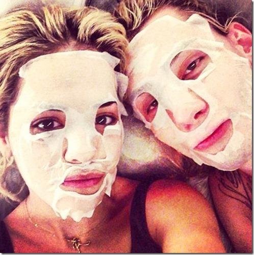Rita Ora Sheet Mask