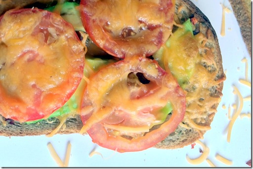 tomato avocado melt _4