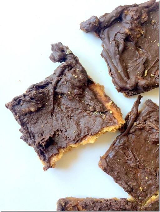 Chocolate Toffee Grahams _4