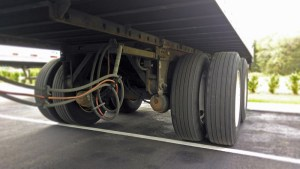 Trailer Tire Inspection