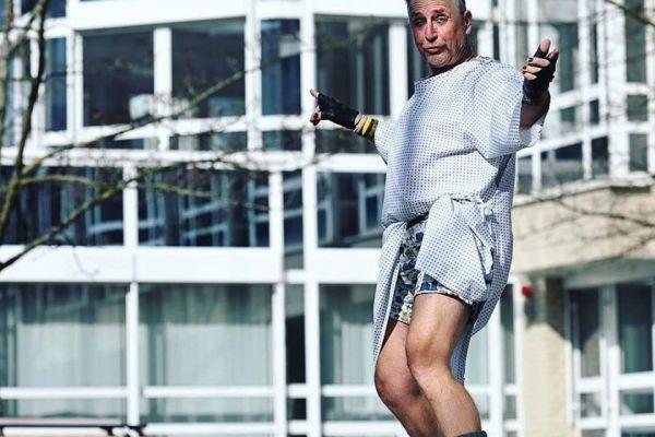 Gegen alle Widerstände – Bettys Diagnose mit Martin Semmelrogge als  durchgeknallter Punk