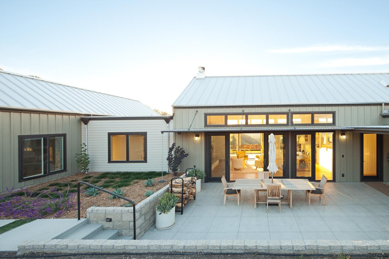 Modern Farmhouse Arroyo Grande Semmes Amp Co Builders Inc