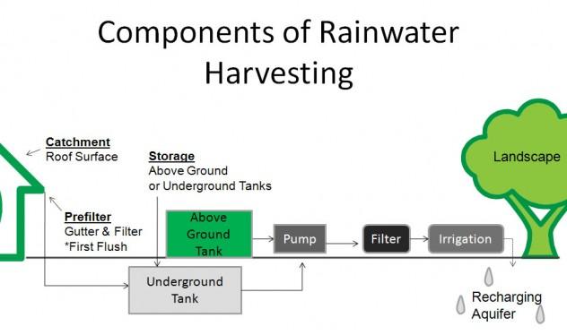 Harvest Time For Rainwater Semmes Amp Co Builders Inc