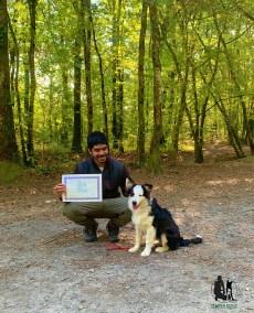 Semper-Dogz---éducateur-canin-nantes-cholet---diplome-canin-berger-australien-Ribin
