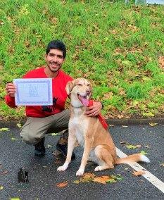 Semper-Dogz-éducateur-canin-nantes-cholet-diplome-canin-mina