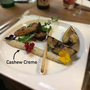 vegane Cashew Creme selber machen