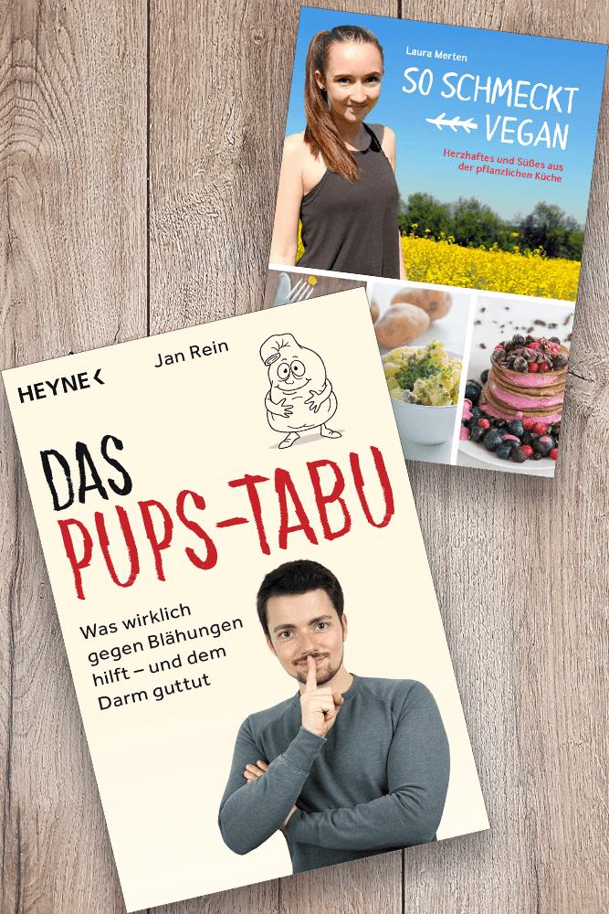 Das Pups-Tabu Jan Rein – Bücher Semper Veganis