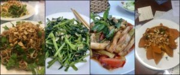 Minh Hien Vegetarian Restaurant Hoi An
