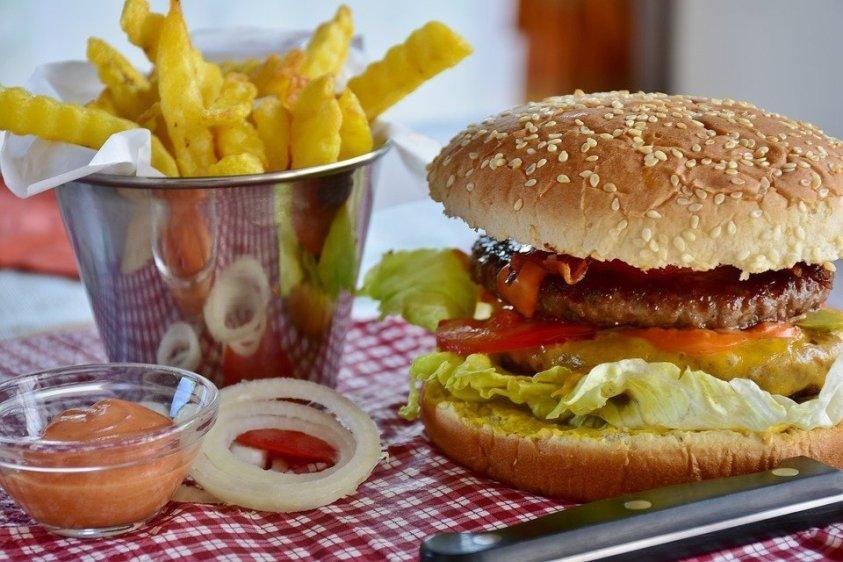 cuocere Hamburger