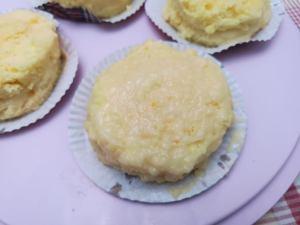 Tortine mimosa monoporzione