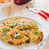 Frittata di pasta gluten free