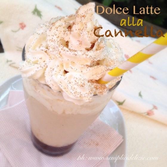 Dolce Latte alla Cannella