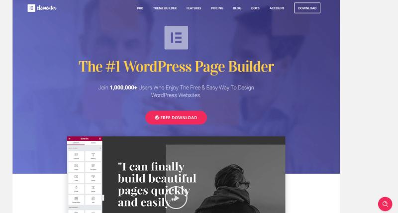 Temi wordpress compatibili con Elementor