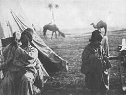 Bébé, versione italiana 1912, dal Marocco a Tripoli