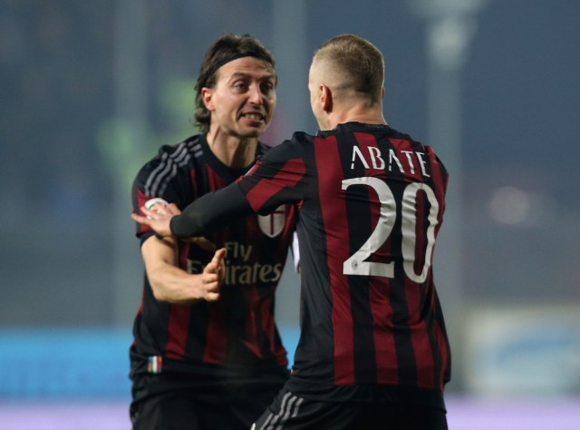 Abate a crucial member of the team again? | Maurizio Lagana/Getty Images